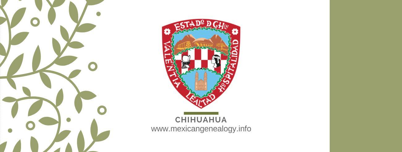 Genealogy Resources for Chihuahua
