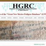 The Hispanic Genealogical Research Center of New Mexico