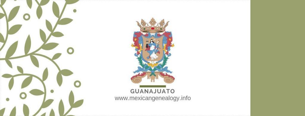 Genealogy Resources for Guanajuato