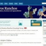 Nuestros Ranchos – Mexican Genealogy Website To Find Your Ancestors