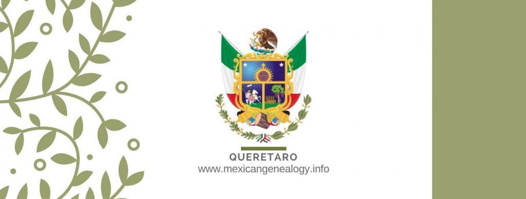 Genealogy Resources for Queretaro