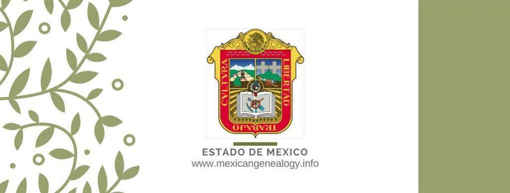 Genealogy Resources for Estado de Mexico