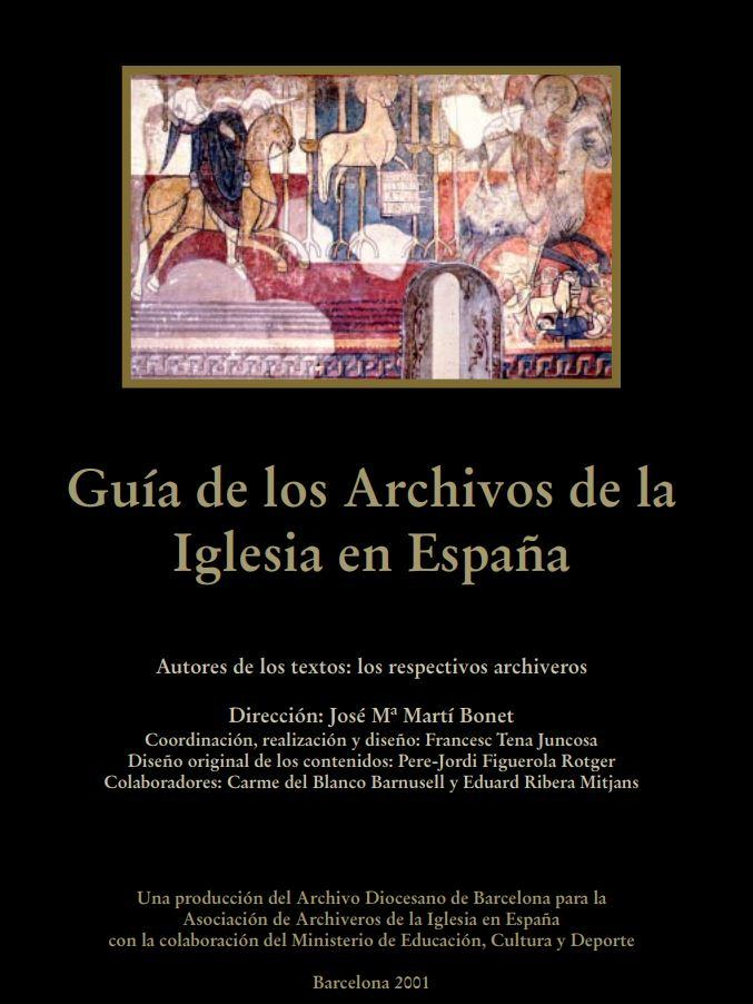 Guide to the Church Archives of Spain