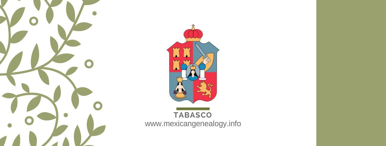 Genealogy Resources for Tabasco
