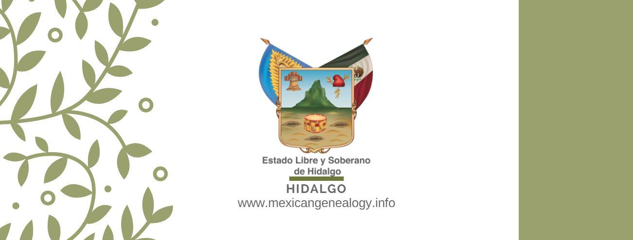 Genealogy Resources for Hidalgo