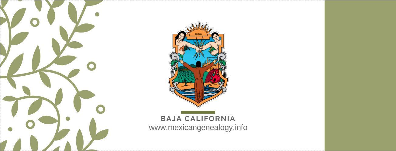 Genealogy Resources for Baja California