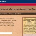 Historic Mexican & Mexican American Press