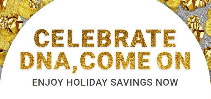 FTDNA Holiday Sales