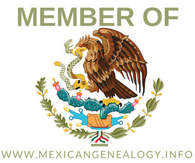 Mexican Genealogy Related Website
