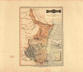 Tamaulipas, Mexico State Map